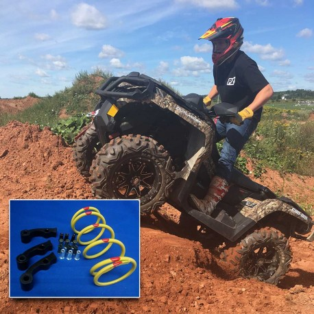 2016 Can Am Outlander 1000R, Outlander 1000R Max, Renegade X XC 1000R Clutch Kit
