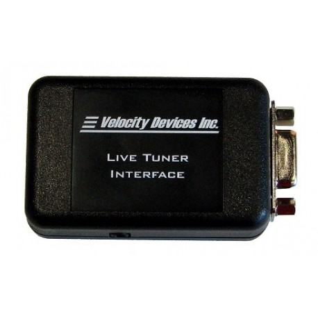 Live Tuner Programming Interface for the Copperhead® Capacitance Discharge Ignition ECU